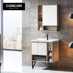 GOHGOH 现代简约 航空板落地式 浴室柜810-700