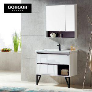 GOHGOH 现代简约 航空板落地式 浴室柜1729