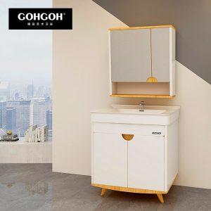 GOHGOH 现代简约 实木落地式 浴室柜BL-306