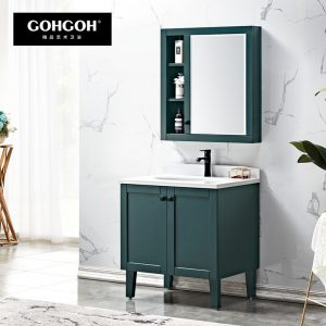 GOHGOH 现代简约 航空板落地式 浴室柜BL-1801