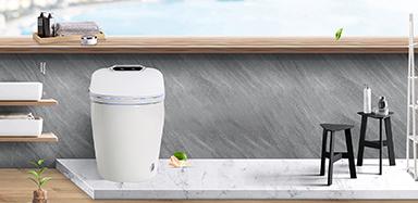 家用卫生间智能脚感坐便器 功能语音提示 q10