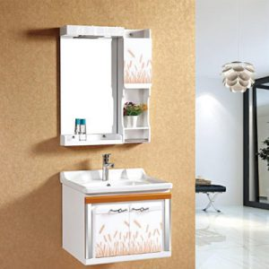 卫浴间的pvc板材的浴室柜都有哪些优点