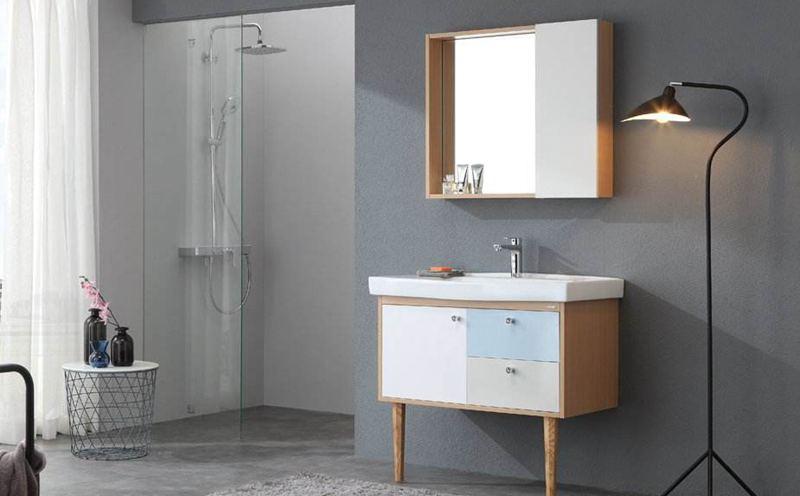 浴室柜设计风格,高斯高浴室柜