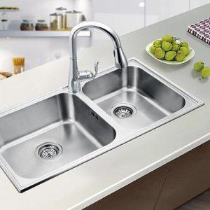 定制橱柜水槽安装需要注意哪些问题