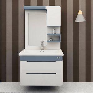 卫浴十大品牌 浴室镜柜的选购