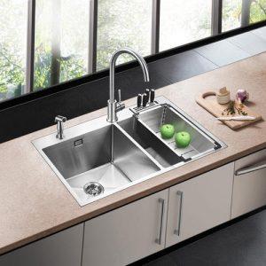 不锈钢水槽选购方法